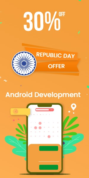 Republic Day Offer on Android Development