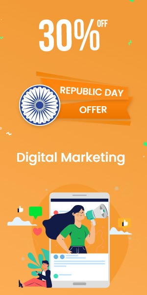 Republic Day Offer on Digital Marketing